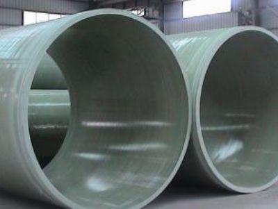 玻璃钢夹砂管道供应
