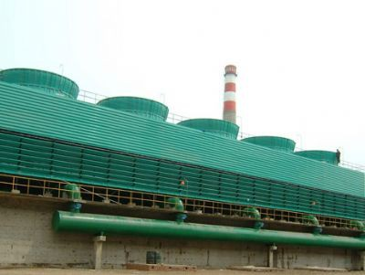 大型玻璃钢冷却塔供应