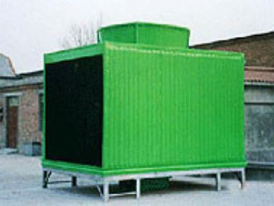 方形横流式冷却塔销售
