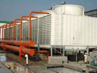 混凝土结构冷却塔供应
