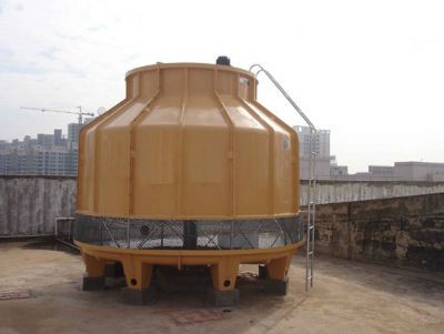 圆形逆流式冷却塔供应